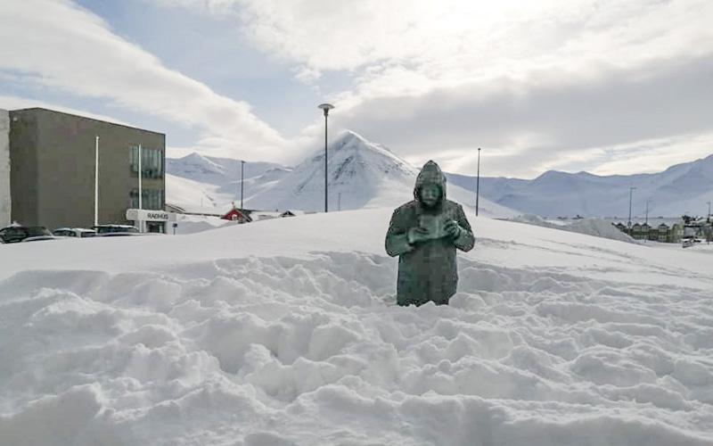 Jafndægur að vori