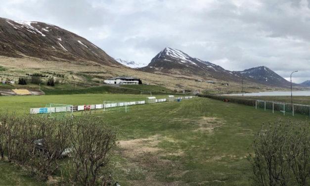 Deiliskipulag íþróttasvæðis í Ólafsfirði