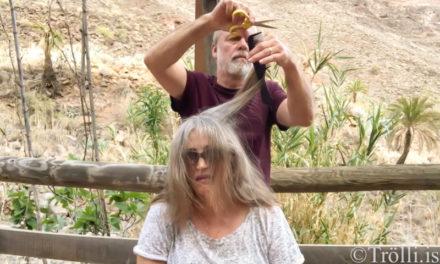 Útgöngubann á Kanarí – Dagur 6