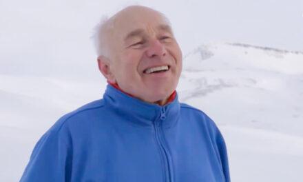 Ólympíufarinn úr Fljótum