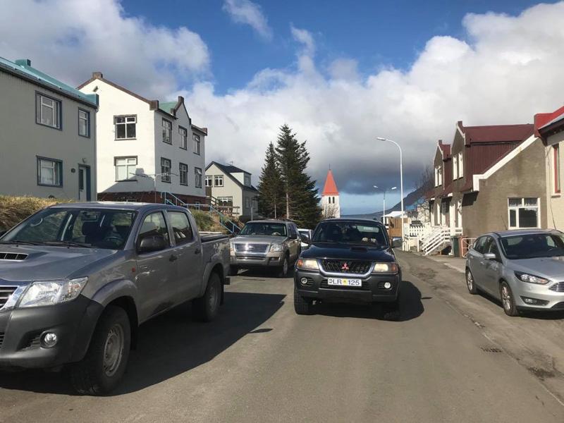 Uggandi yfir hækkun umferðarhraða í Fjallabyggð