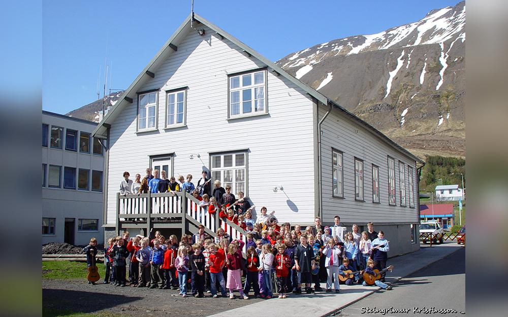 Verðkönnun – ræsting Tónlistarskólinn á Tröllaskaga Siglufirði
