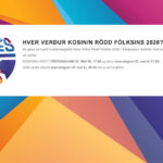 Rödd fólksins 2020 – kosning stendur yfir