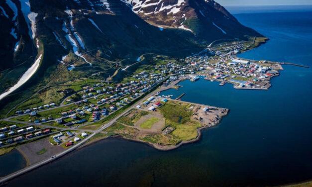 Ljósleiðari í sundur í Siglufjarðarskarði
