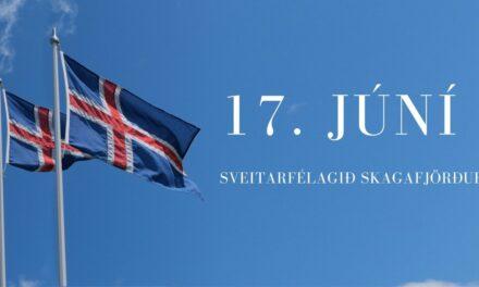 17. júní hátíðarhöld í Skagafirði