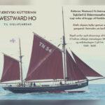 Westward Ho í heimsókn til Siglufjarðar