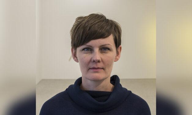 Ingunn Fjóla Ingþórsdóttir sýnir í Kompunni