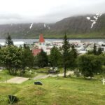 Gamli kirkjugarðurinn á Siglufirði