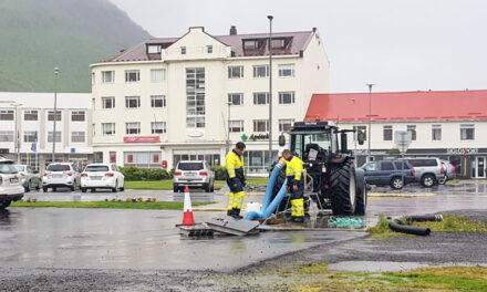 Fjallabyggð festir kaup á yfirfallsdælum