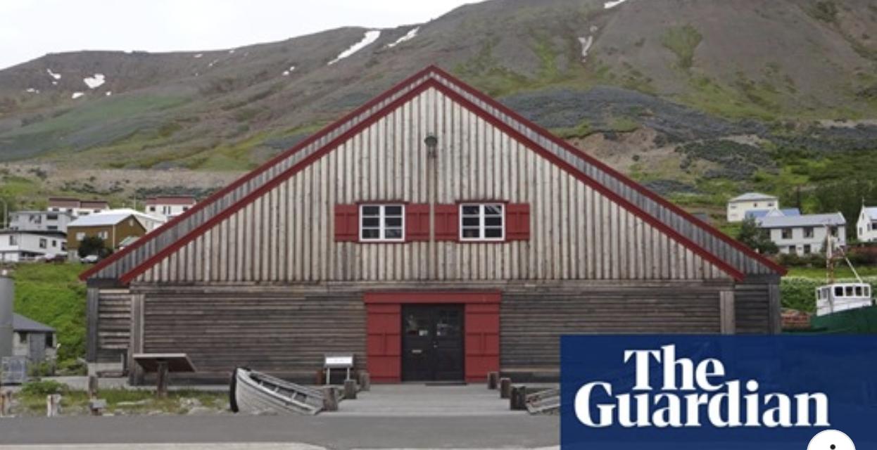 Umfjöllun í The Guardian um Síldarminjasafnið