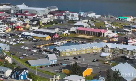 Erill hjá lögreglunni á Norðurlandi eystra