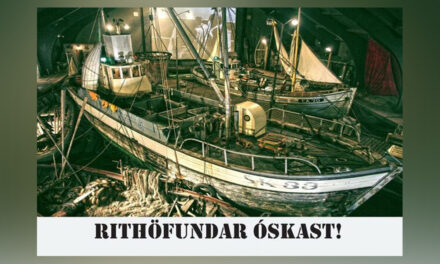 Ritsmiðja fyrir börn og unglinga