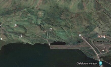 Skíðafélag Ólafsfjarðar með nýjan ratleik