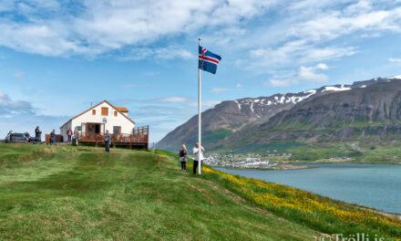 Golfklúbbur Fjallabyggðar þakkar fyrir sig
