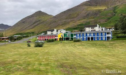 Framkvæmdagleði á Siglufirði