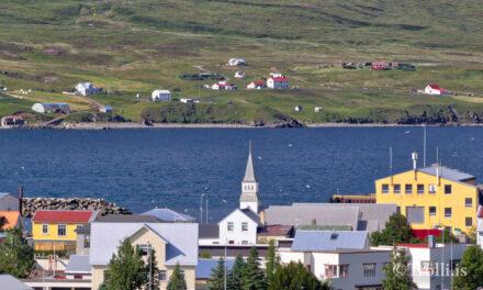 Þrír í sóttkví í Ólafsfirði