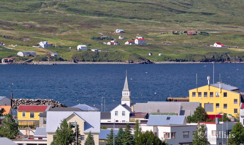 Tillaga að deiliskipulagi athafna- og hafnarsvæðis í Ólafsfirði