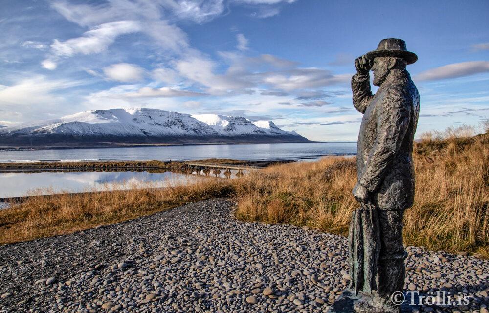 Rotþróarlosun í Skagafirði