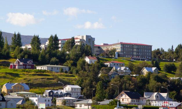 Fjármagn fyrir legudeildarbyggingu við Sjúkrahúsið á Akureyri í fjármálaáætlun