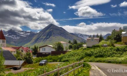 Finnst of dýrt að gista á Siglufirði