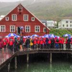 Samstarf Síldarminjasafnsins við Time and Tide Museum