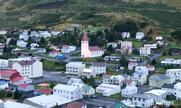 Munið opna íbúafundinn á Siglufirði í dag
