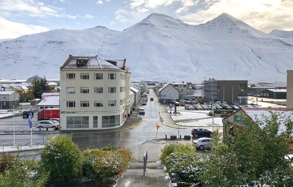 Íbúafundur um hönnun miðbæjar Siglufjarðar í dag