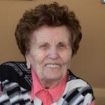 Nanna Franklín 105 ára í dag
