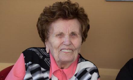 Nanna Franklín er næstelsti Íslendingurinn