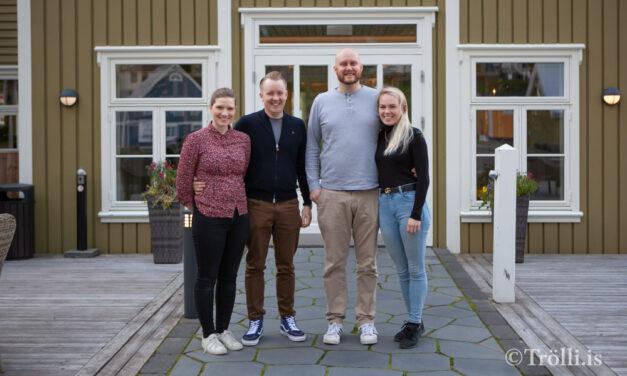 Bara geggjað að búa á Siglufirði