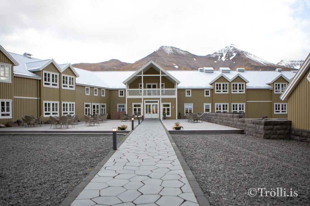Sigló hótel, Veitingastaðurinn Sunna