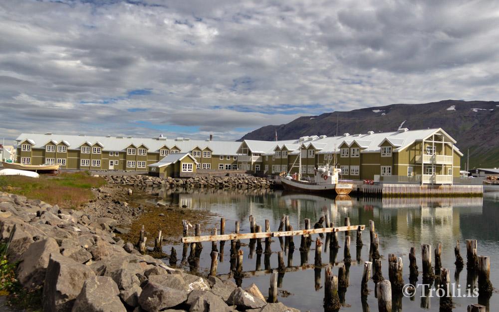 Róbert Guðfinnsson vill selja á Siglufirði