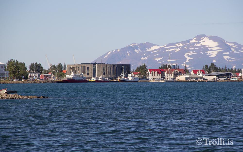 Akureyri verði svæðisborg