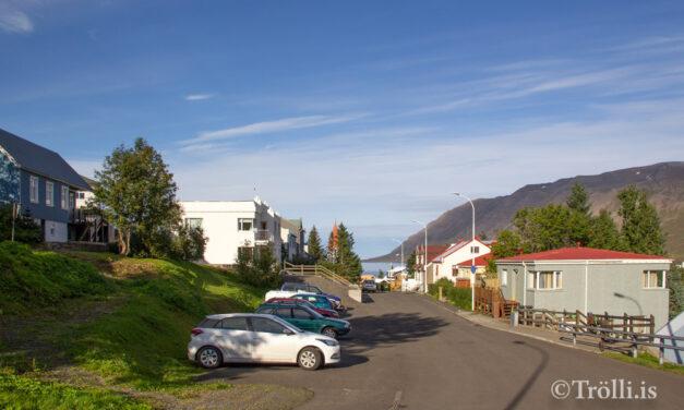 Aðventistakirkjan á Siglufirði