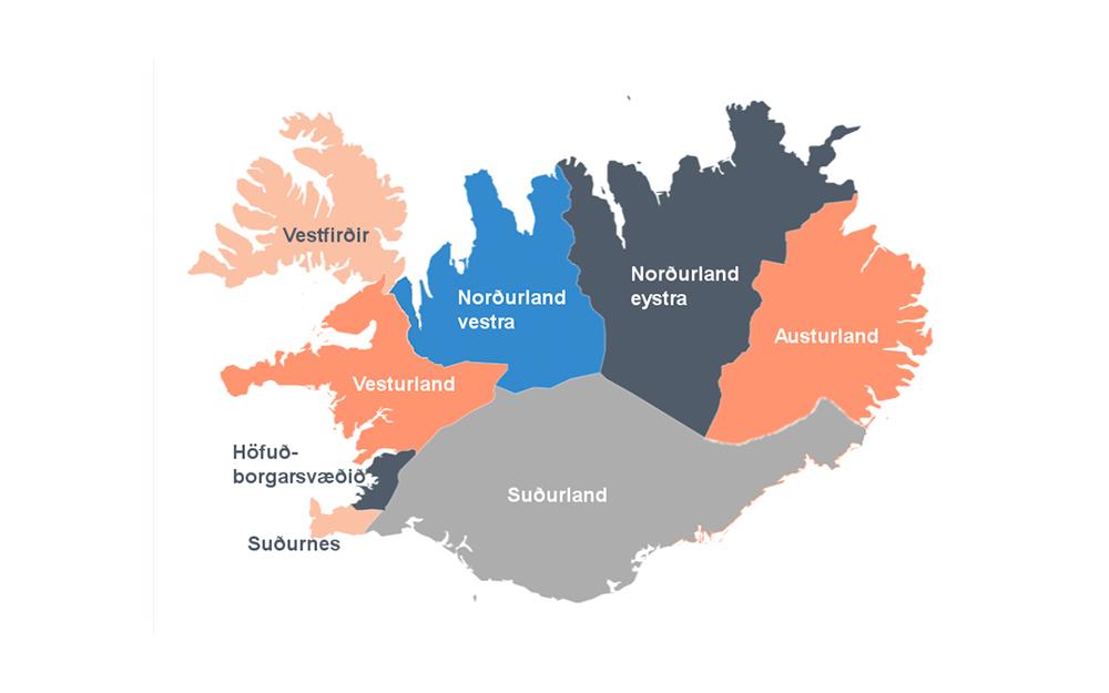 15 í sóttkví og 4 í einangrun á Norðurlandi