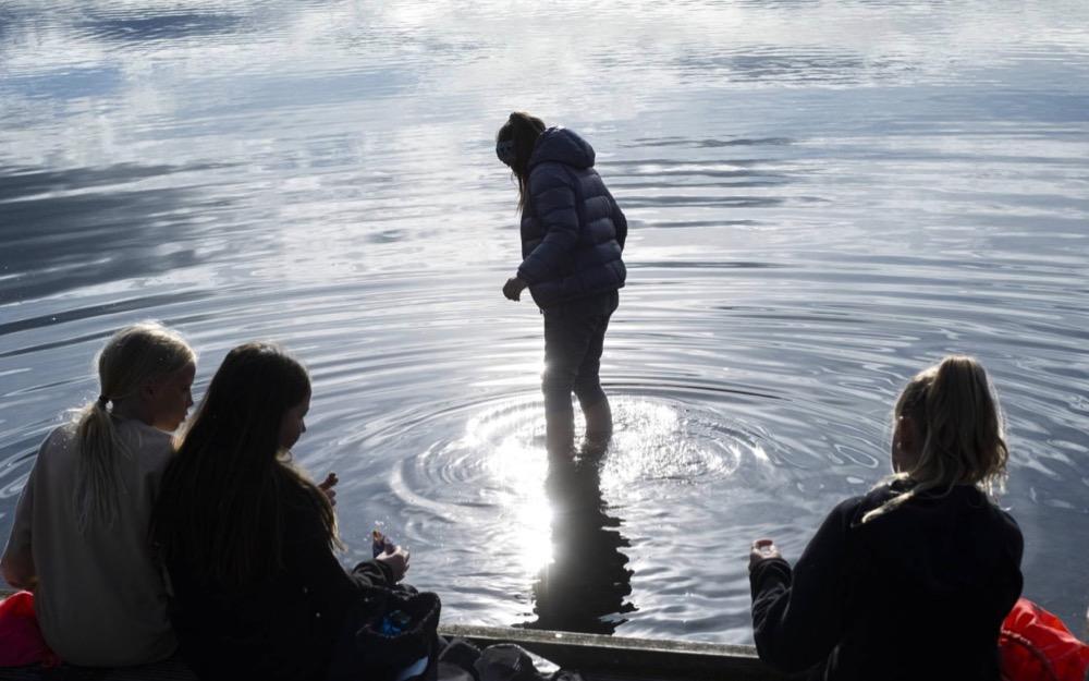 Ísland tekur á móti sýrlenskum barnafjölskyldum frá Lesbos