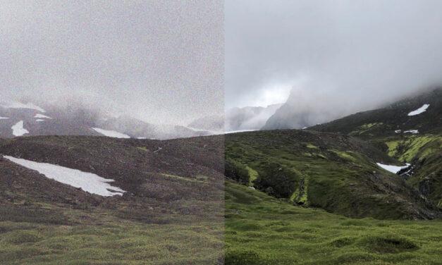 Pælt í Héðinsfirði