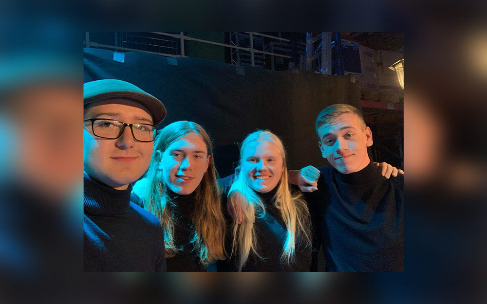 Vinningslagið er komið í spilun á FM Trölla