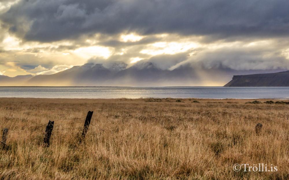 Tíu dropar í beinni í dag frá Skagafirði
