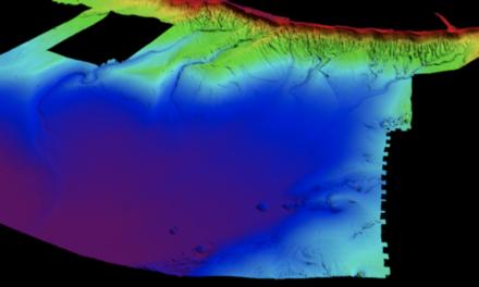 Kortlagning hafsbotnsins