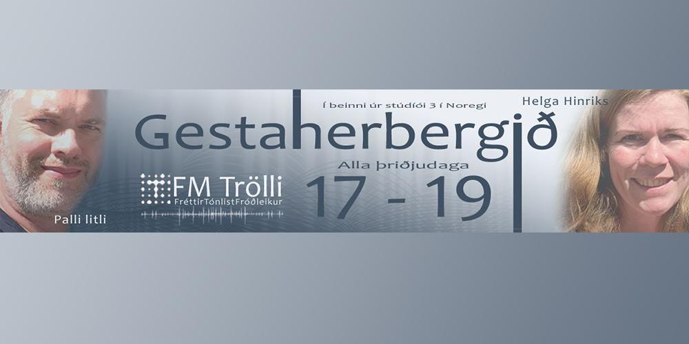 Gestaherbergið í dag kl 17-19 með franskt lagaþema
