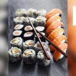Sushi veisla í Höllinni Ólafsfirði á laugardaginn