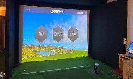 Golfhermir GKS opnar á mánudaginn