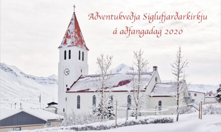 Aðventukveðja Siglufjarðarkirkju