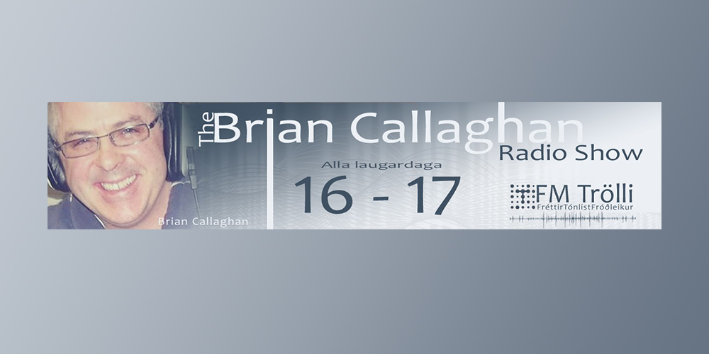 Brian með Covid-19
