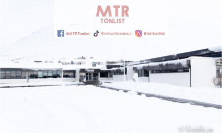 Styrktartónleikar Tónlistarbrautar MTR
