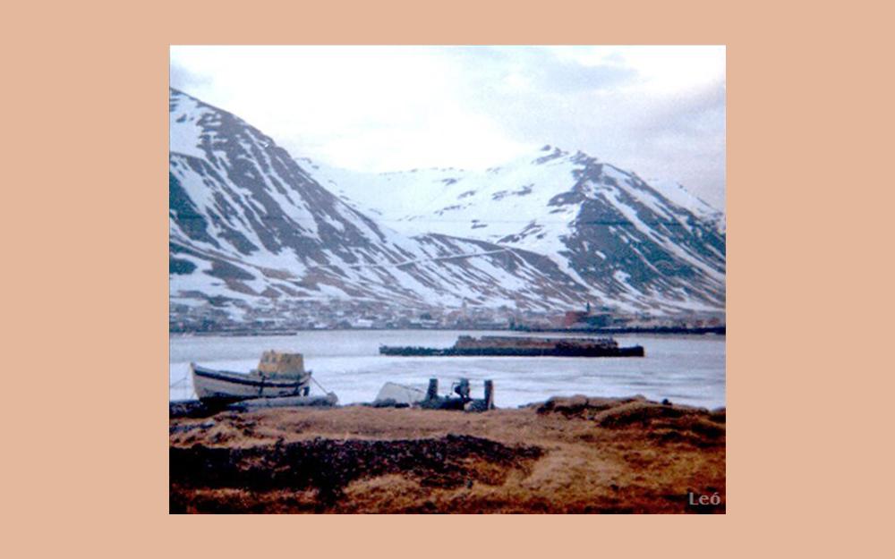 Siglufjörður fyrir 57 árum