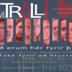 """Ertu búinn að """"læka"""" við facebooksíðu Trölla ?"""