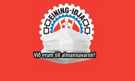 Rafrænir fundir Einingar- Iðju