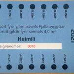 Klippikort fyrir gámasvæði Fjallabyggðar tilbúin til afhendingar
